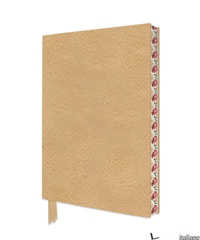 Artisan Gold Notebook (Flame Tree Journals) - Flame Tree