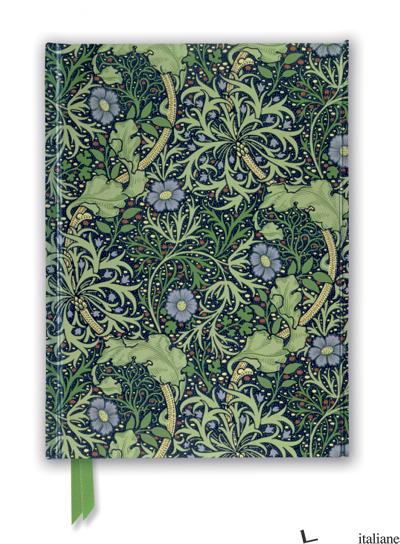 Luxury Journal William Morris: Seaweed (FTNB 255) - Flame Tree