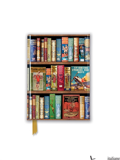 Pocket NB Bodleian Library: Boys Adventure (FTPB 98) - Flame Tree