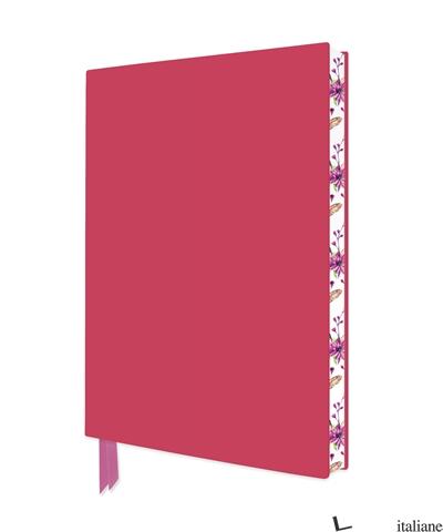 Artisan Lipstick Pink Artisan Notebook - Flame Tree