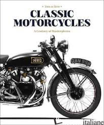 posticipato --- Classic Motorcycles - Simon de Burton