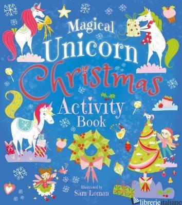 The Magical Unicorn Christmas Activ - Aa.Vv