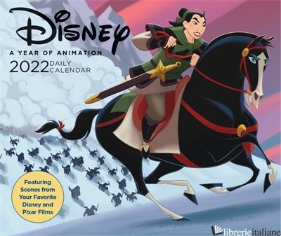 2022 Daily Calendar: Disney - Chronicle Books