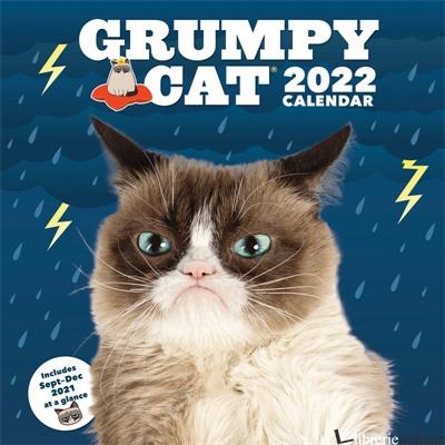 Grumpy Cat 2022 Wall Calendar - Chronicle Books