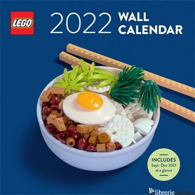 2022 LEGO® Wall Calendar - Chronicle Books