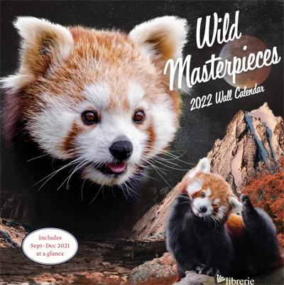 Wild Masterpieces 2022 Wall Calendar - Chronicle Books