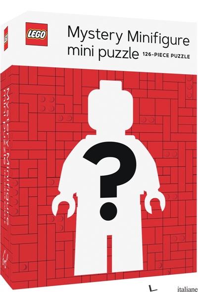 LEGO® Mystery Minifigure Mini Puzzle (Red Edition) - LEGO