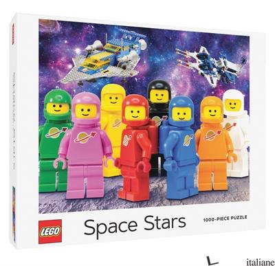 LEGO® Space Stars 1000-Piece Puzzle - LEGO