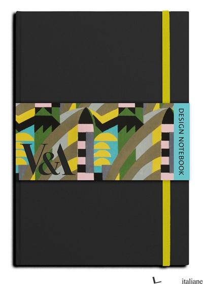 V&A Design Notebook Cole black -