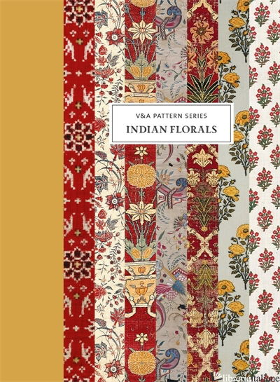 V&A Pattern: Indian Florals - Rosemary Crill