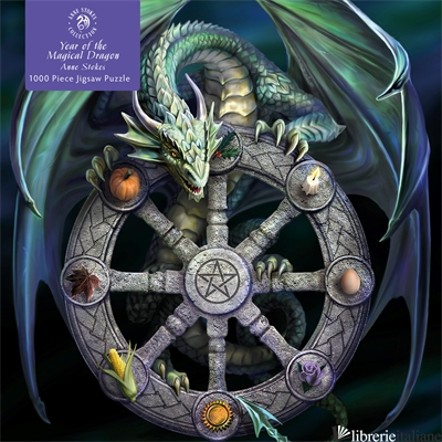 Anne Stokes: Wheel of the Year - Flame Tree