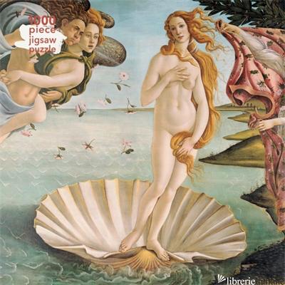 Sandro Botticelli: the Birth of Venus - Flame Tree