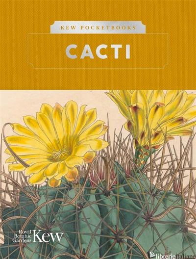 KEW POCKETBOOKS: CACTI -
