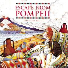 ESCAPE FROM POMPEII - Aa.Vv