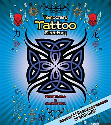 TEMPORARY TATTOO DIRECTORY - RUSS THORNE E ANDREW TRULL