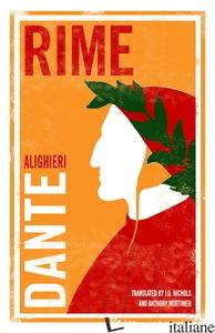 Rime: Dual Language and New Verse Translation - Dante Alighieri