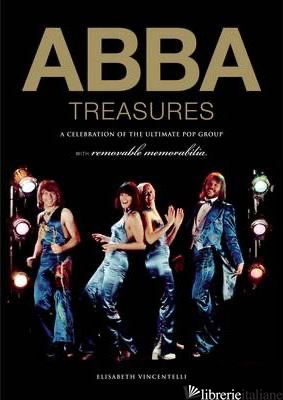 ABBA TREASURES (MEMORABILIA) - VINCENTELLI