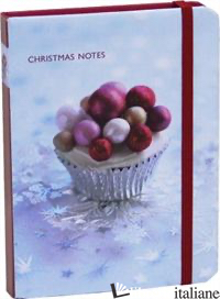CHRISTMAS THEMED MINI NOTEBOOK - PAPERSTYLE; RYLAND PETERS