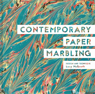CONTEMPORARY PAPER MARBLING - Lucy McGrath