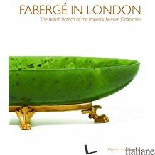 Faberge in London - KIERAN MCCARTHY