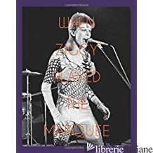 """WHEN ZIGGY PLAYED THE MARQUEE - Terry O'Neill"""""""