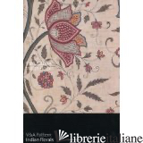 V&A PATTERN INDIAN FLORALS - ROSEMARY CRILL