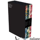 VAMP;A PATTERN BOXED SET 3 - YUEH-SIANG CHANG; ESME WHITTAKER; ORIOLE CULLEN; MOIRA THUNDER