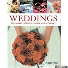 Wedding Essential Guide - ALISON PRICE