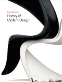 History of Modern Design, 2nd edition - DAVID RAIZMAN