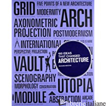 100 IDEAS THAT CHANGED ARCHITECTURE - RICHARD WESTON