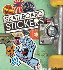 SKATEBOARD STICKERS - STEVE CARDWELL; MARK MUNSON