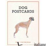 DOG POSTCARDS - POLLY HORNER
