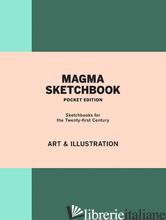 MAGMA SKETCHBOOK: ART & ILLUSTRATION - Magma and Catherine Anyango