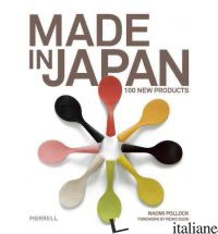 MADE IN JAPAN 100 NEW PRODUCTS - POLLOCK NAOMI