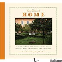 QUIET CORNERS OF ROME - DOWNIE DAVID