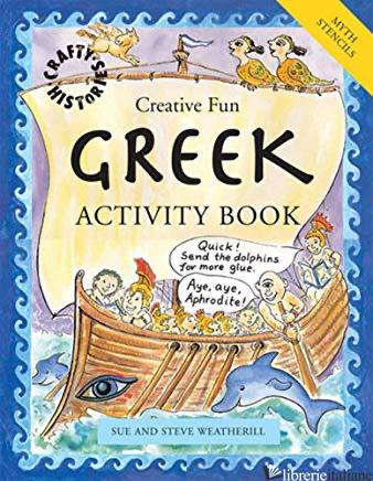 GREEK ACTIVITY BOOK -