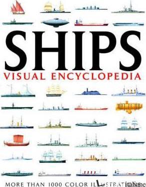 Ships: Visual Encyclopedia -