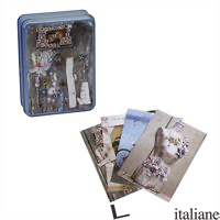 SHABBY CHIC INSPIRATIONS TINNED NOTECARDS -