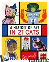 A History of Art in 21 Cats -