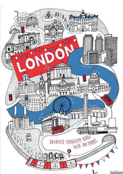 LONDON COLOURING BOOK -