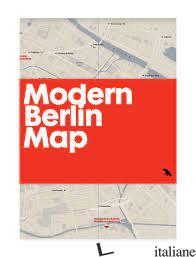 Modern Berlin Map - Tempest, Matthew E Phipps, Simon