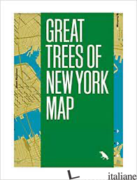 Great Trees of New York Map - Meier, Allison E Montgomery, Colin