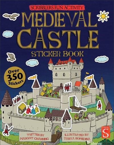 Medieval Castle Sticker Book - Channing, Margot