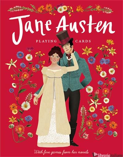 Jane Austen Playing Cards - Illustrated by Barry Falls, John Mullan