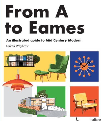 From A to Eames - Lauren Whybrow