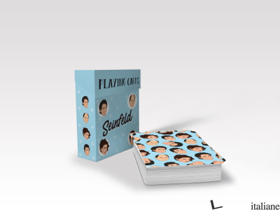 Seinfeld Playing Cards - illustrated by Chantel de Sousa