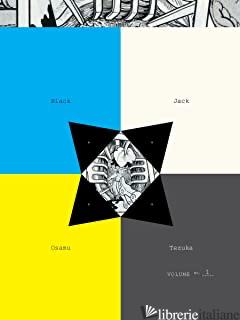 Black Jack Volume 1 - Tezuka, Osamu