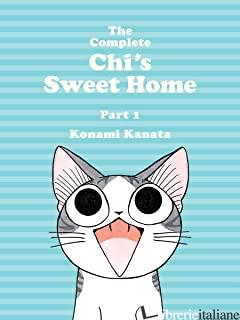 Complete Chi's Sweet Home Vol. 1, The - Kanata, Konami