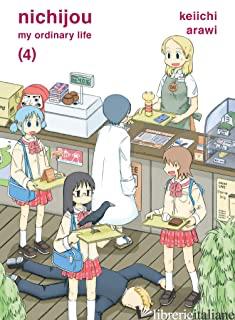 Nichijou Volume 4 - Arawi, Keiichi