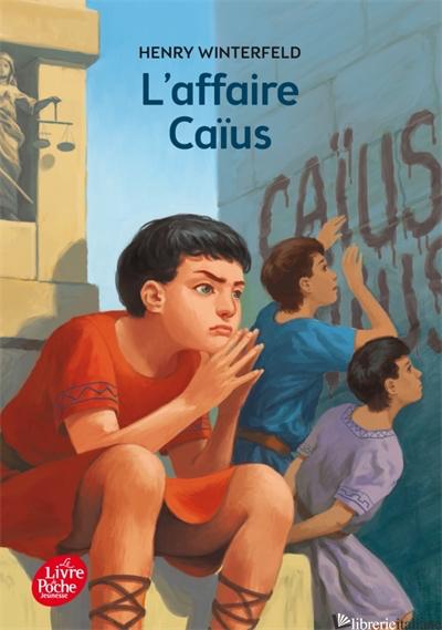 L'affaire Caius - Winterfeld Henry